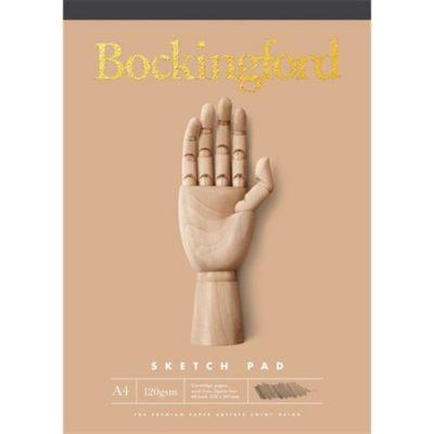 Bockingford A3 Sketch Padm120 GSM 60-Leaf