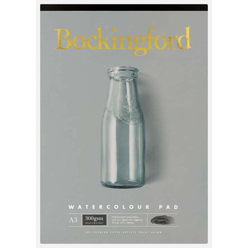 Bockingford Pad Watercolour A3