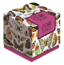 The Puzzle Cube: Vintage Butterflies 100 Piece 260x380mm