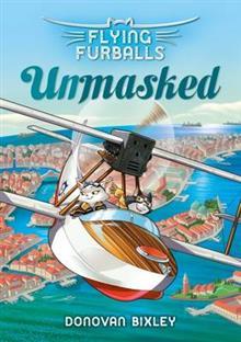 Flying Furballs #3 Unmasked