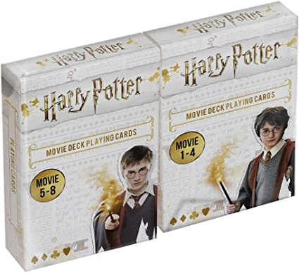 Harry Potter Movie Deck of Cards