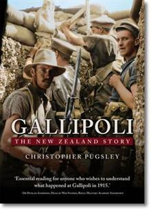 Gallipoli: The New Zealand Story