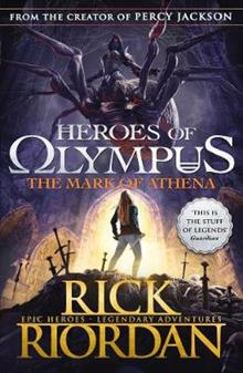 The Mark of Athena (Heroes of Olympus Book 2)