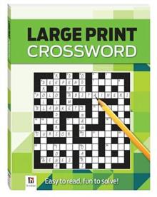 Large Print Puzzles Series Green
