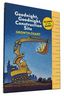 Goodnight, Goodnight, Construction Site Growth Chart