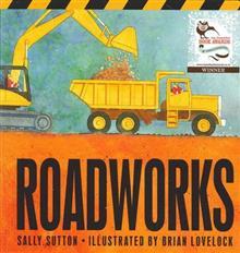 Roadworks (Board Book)