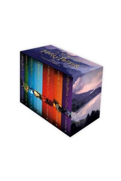 Harry Potter Complete Boxed Set of 7 Books