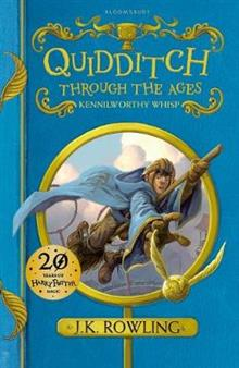 Quidditch Through the Ages (Hardback)