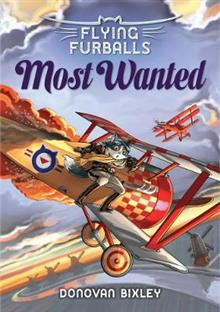 Flying Furballs #4: Most Wanted