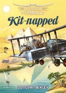 Flying Furballs #5 Kitnapped