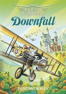 Flying Furballs #8 Downfall