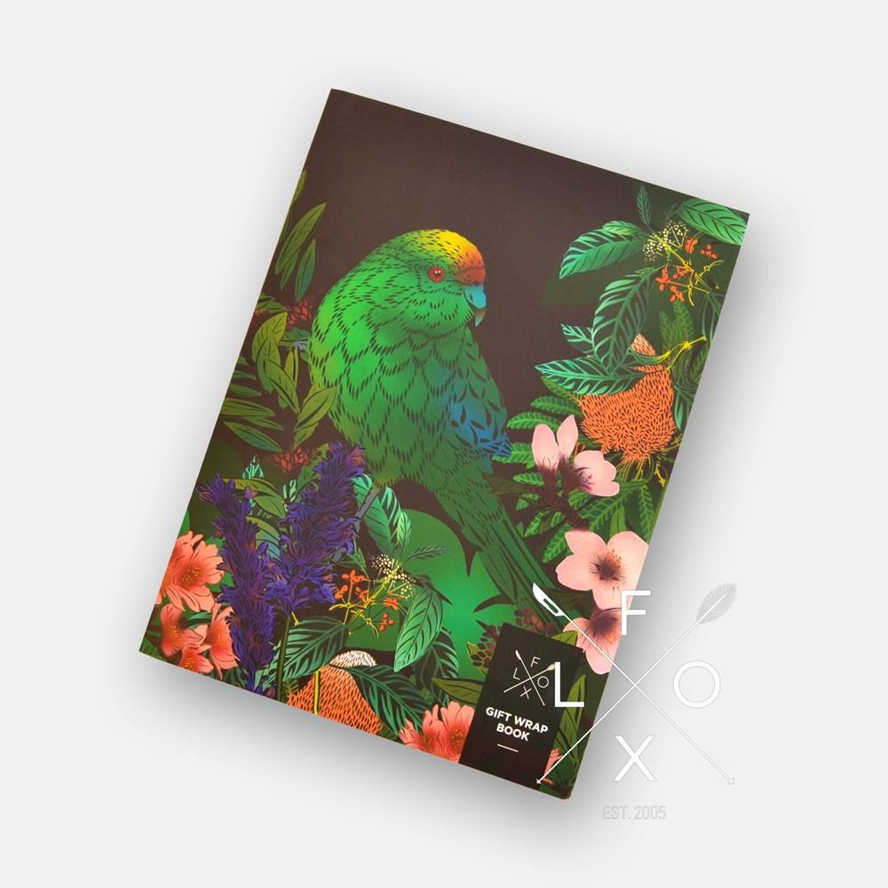 Flox A3 Gift Wrap Book