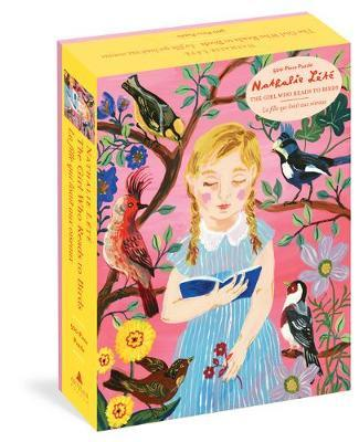 Nathalie Lete: The Girl Who Reads to Birds 500 Piece Puzzle