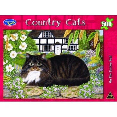 Country Cats Jigsaw 500 Piece