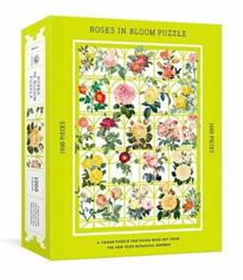Roses In Bloom 1000 Piece Puzzle