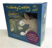 The Wonky Donkey Book & Toy Set