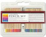 Colored Pencil Set - 30 Premium Artist Quality